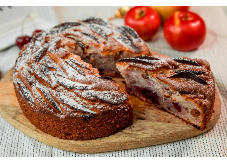 Марсельский пирог (безглютеновый)